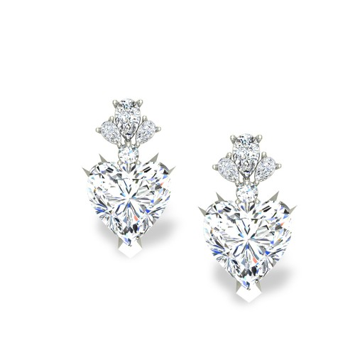 Saanvi Diamond Earrings