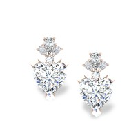 Cruz Diamond Earrings