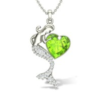 Luminesse Mermaid Diamond Pendant