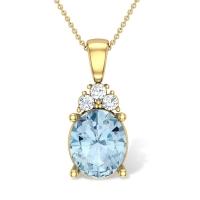 Briana Diamond Pendant