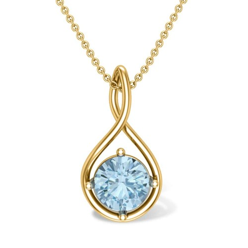 Briar Diamond Pendant