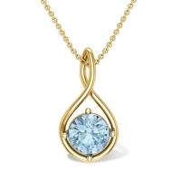 Briar Diamond Pendant