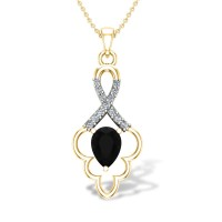 Brissa Diamond Pendant