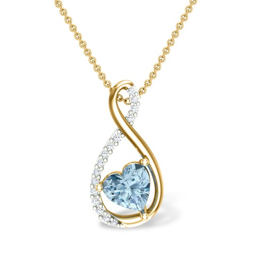 Jane Diamond Pendant