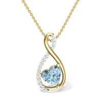 Cali Diamond Pendant
