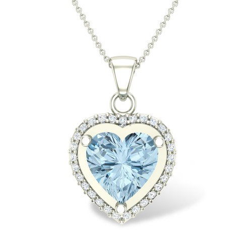 Collins Diamond Pendant