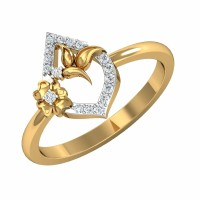 Camille Diamond Ring