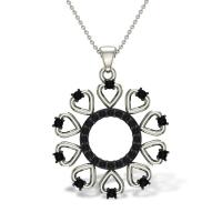 Cecilia Diamond Pendant