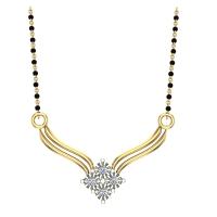 Chelsea Diamond Mangalsutra
