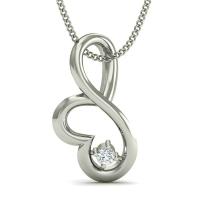 Christina Gold and Diamond Pendant