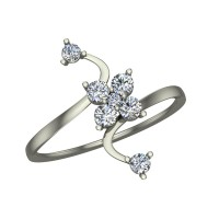 Josephine Diamond Ring