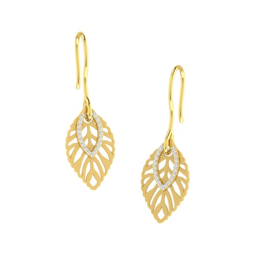 Omeir Diamond Earring