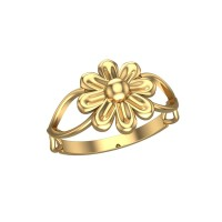 Eden Gold Ring