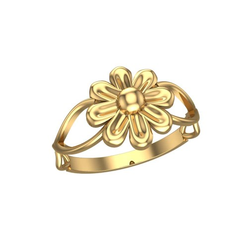 Eden Gold Ring