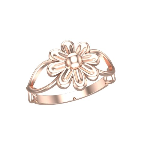 Brianna Gold Ring