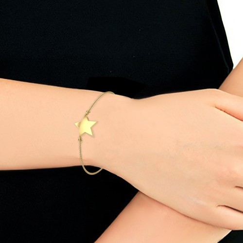 Maryam Flexible Bracelet