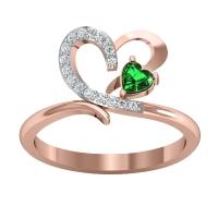Erica Diamond Ring