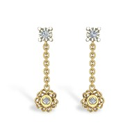 Erika Diamond Earring