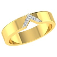 Evie Diamond Ring for Him