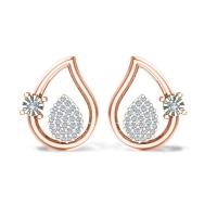 Fidella Diamond Studs