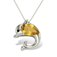 Fiona Diamond Pendant