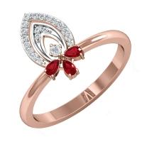Frances Diamond Ring