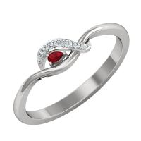 Freyja Diamond Ring