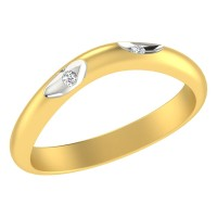 Gabriela Diamond Ring for Him