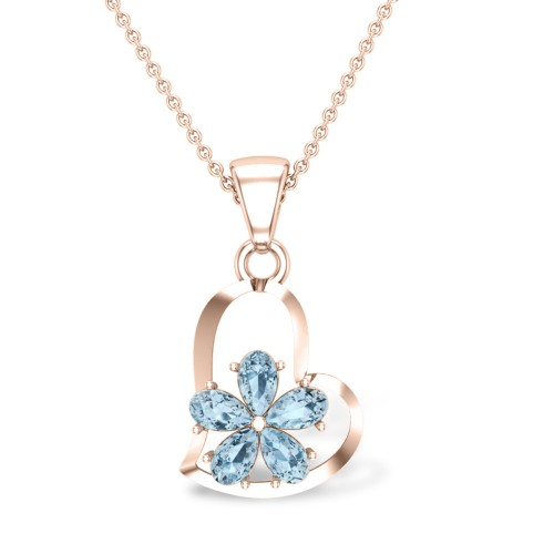 Anaya Diamond Pendant