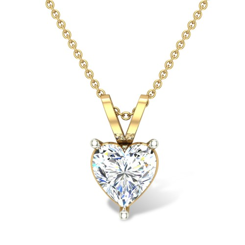Itzel Diamond  Pendant