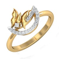 Jasper Diamond Ring