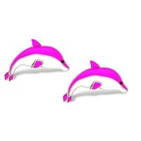 Jenny Dolphin Studs