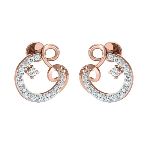 Alanna Diamond Earring