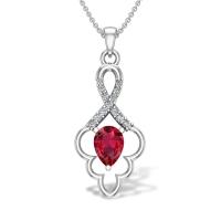 Kaia Diamond Pendant