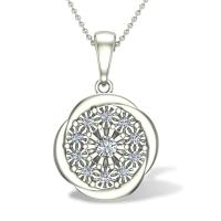 Kailyn Diamond Pendant