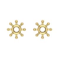 Kaitali Gold Stud Earring