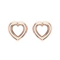 Kanika Gold Stud Earring