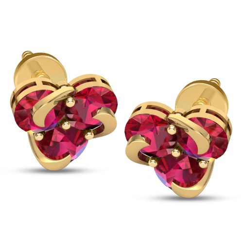 Rylie Gold Earring