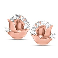 Keira Diamond Studs