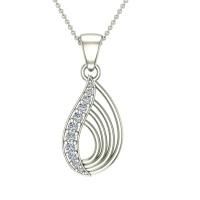 Kiersten Diamond Pendant