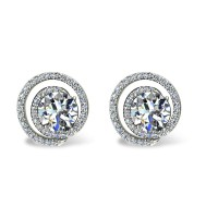 Lainey Diamond Studs
