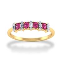 Lata Diamond Ring