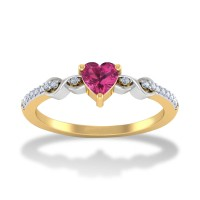 Lavika Diamond Ring