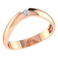 Leia Diamond Ring for Him