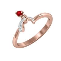 Leona Diamond Ring