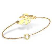 Lila Flexible Bracelet