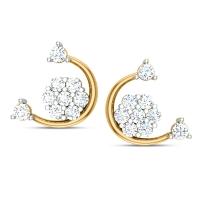 Lilah Diamond Earring