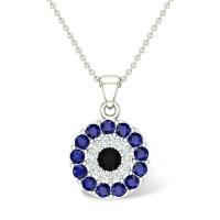 Lilah Diamond Pendant