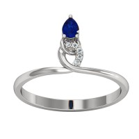 Luisa Diamond Ring