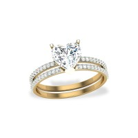 Lyric Diamond Ring